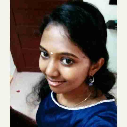 Gayathri Sugathan's profile on Curofy