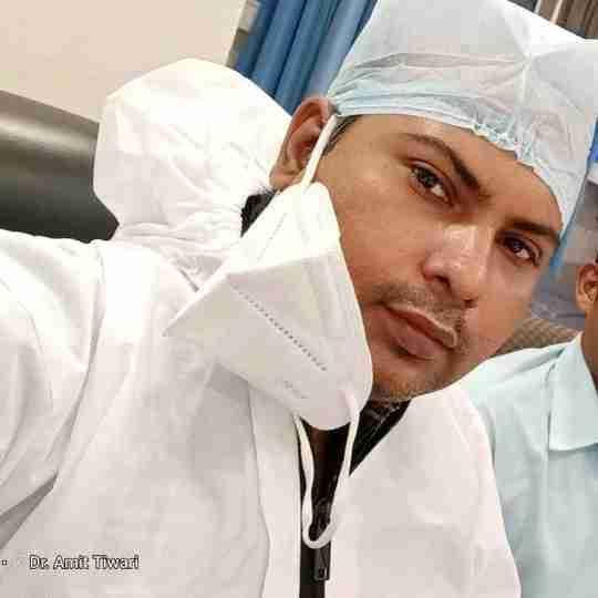 Amit Tiwari's profile on Curofy