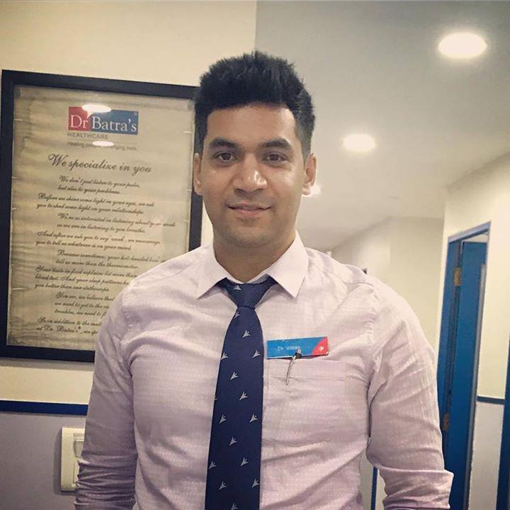 Dr. Vikas Jaswal's profile on Curofy