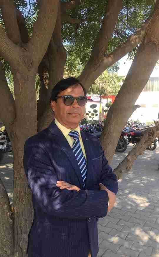 Dr. R. S. Somani's profile on Curofy