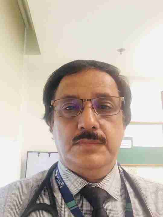 Dr. Mukesh Mehra's profile on Curofy