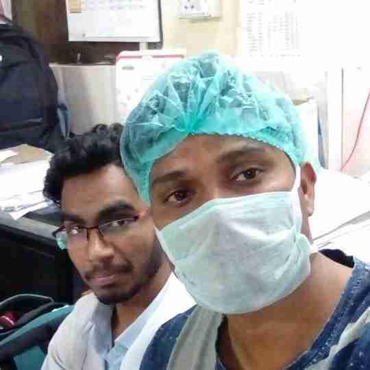 Dr. Dipankar Yadav's profile on Curofy