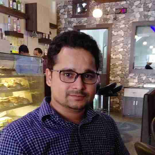 Dr. Sandeep Kumar Giri's profile on Curofy