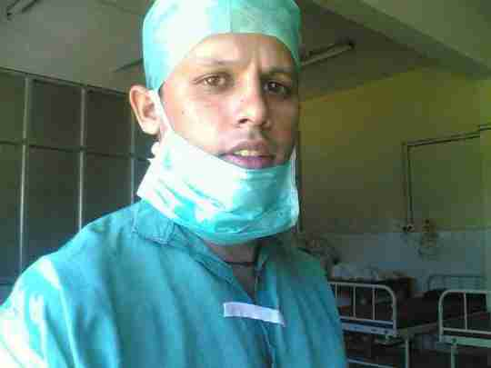 Dr. Parmesh Kumar's profile on Curofy