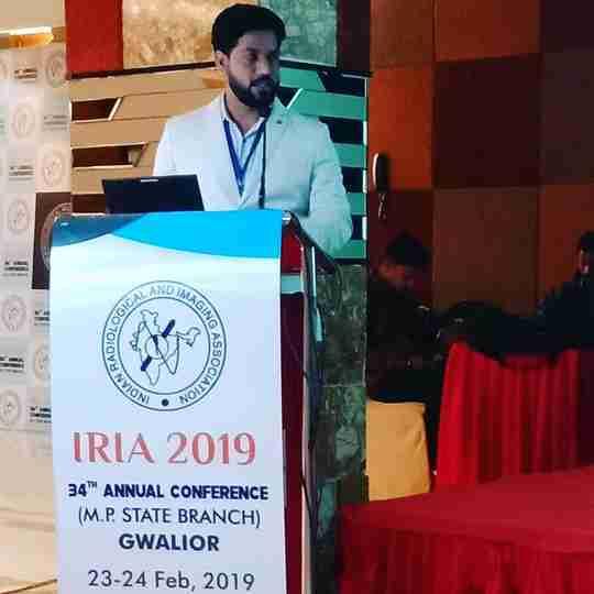 Dr. Rambharat Bairwa's profile on Curofy