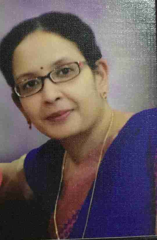 Dr. Smita Acharya's profile on Curofy
