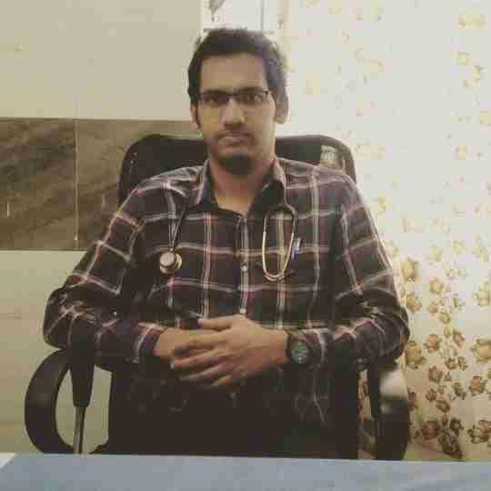 Dr. Krishnapriyan Mn's profile on Curofy