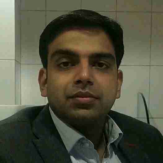 Dr. Anurag Gupta's profile on Curofy