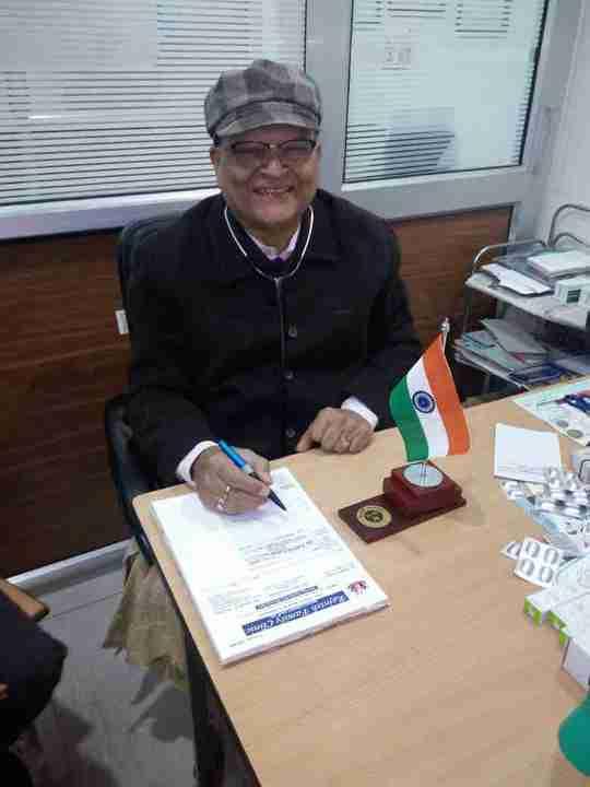 Dr. Rajnish Kumar's profile on Curofy