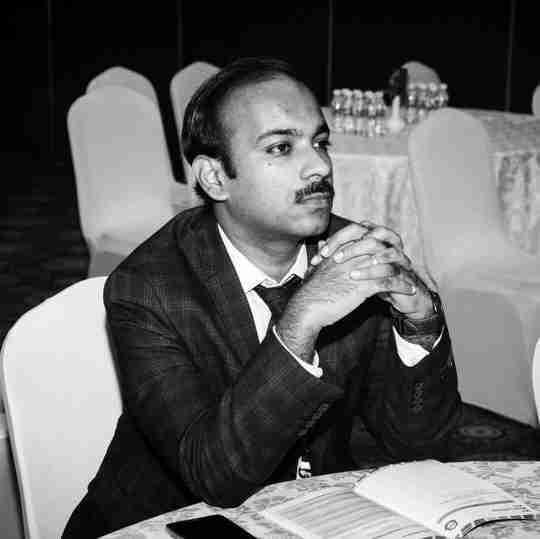 Dr. Mithun Thulasidas's profile on Curofy