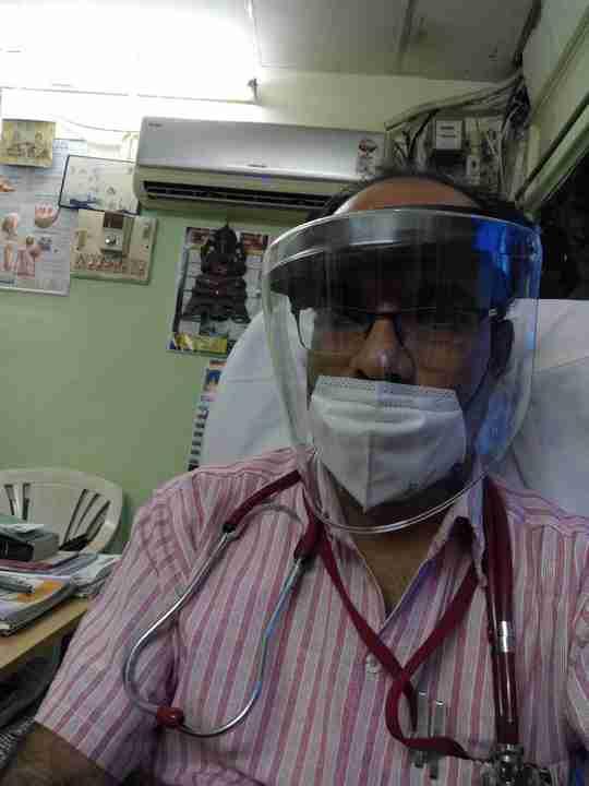 Dr. Manohar Y Pattar's profile on Curofy