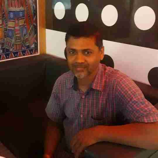 Alok Kumar's profile on Curofy