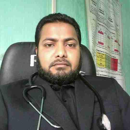 Dr. R H Barbhuiya's profile on Curofy