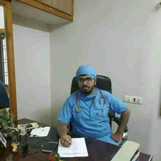 Dr. Muppagowni Teja Kiran Kumar's profile on Curofy