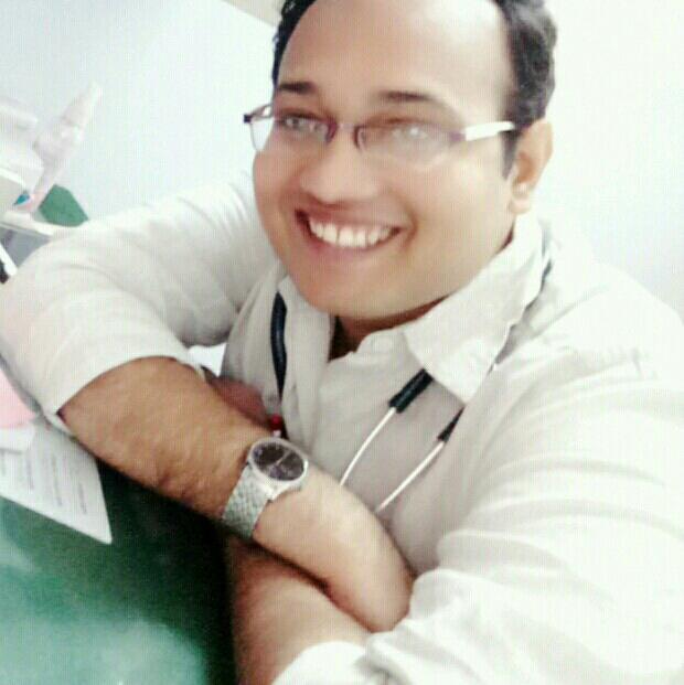 Dr. Vipin Madavi's profile on Curofy
