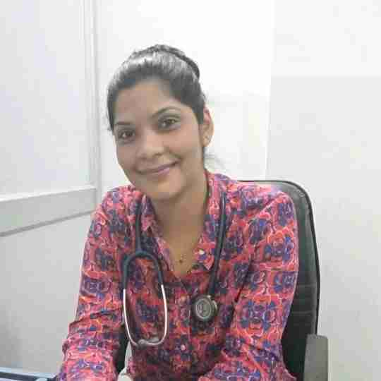 Dr. Archana Singode's profile on Curofy
