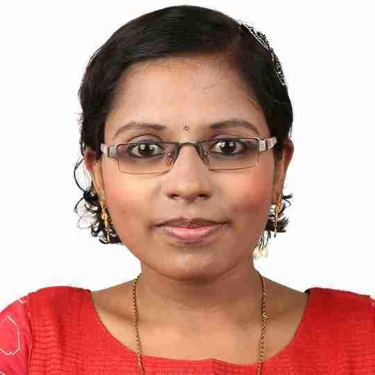 Dr. Muthukumari Sukumaran's profile on Curofy