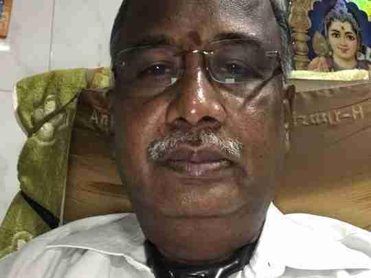 Dr. Murugesan Veerappa Velalar's profile on Curofy