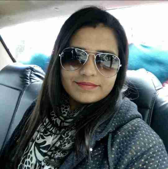 Dr. Smita Mevada's profile on Curofy