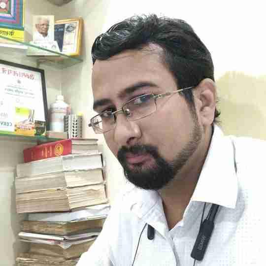 Dr. Ravibhushan Sonawane's profile on Curofy