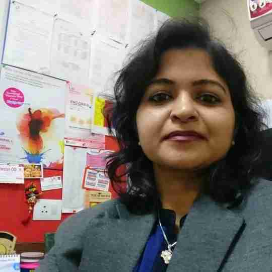 Dr. Veenu Agarwal's profile on Curofy