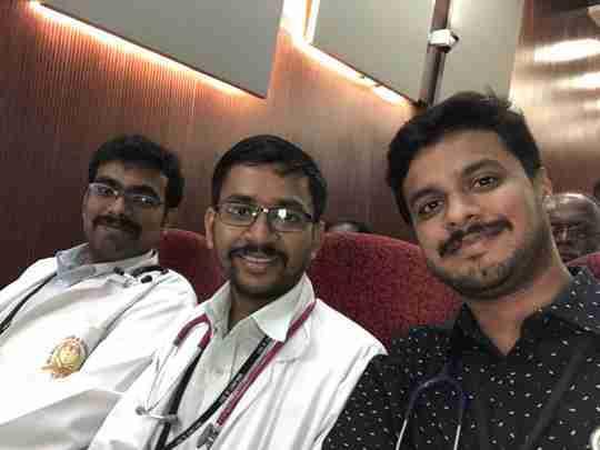 Dr. Pradeep Jadar's profile on Curofy