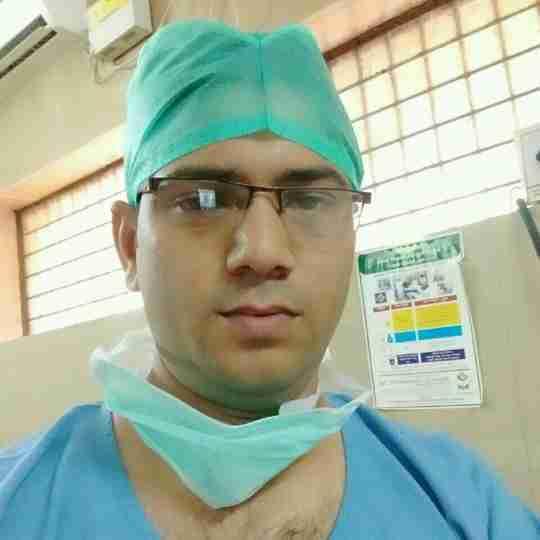 Dr. Shiv Navriya's profile on Curofy