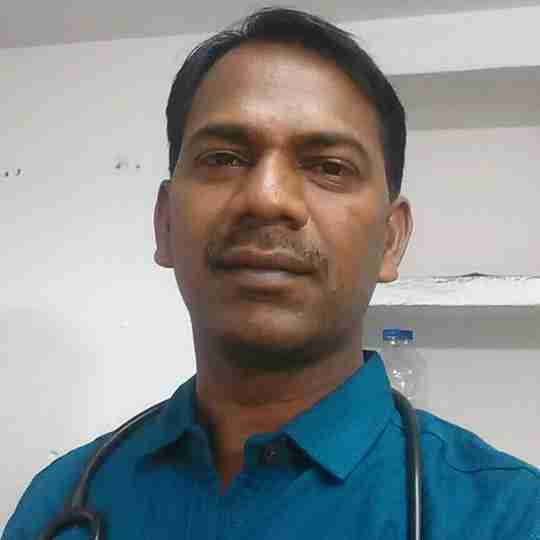 Dr. Vijaya Bhaskar's profile on Curofy