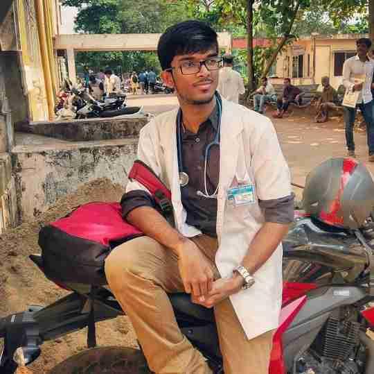 Aravindharaj T's profile on Curofy