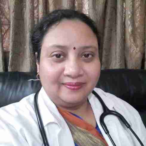 Dr. Padmasini's profile on Curofy