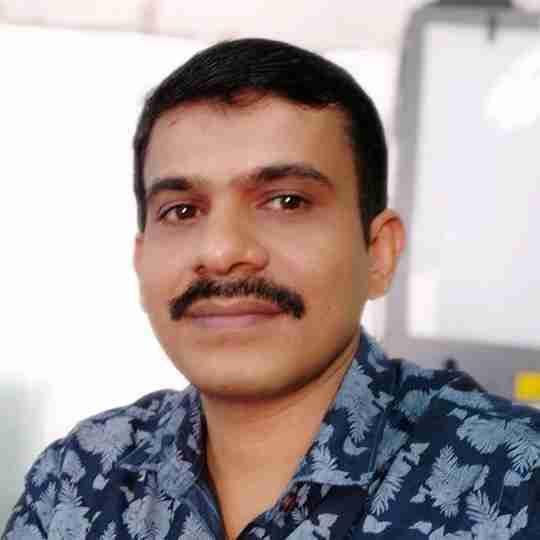 Dr. Sandeep Nair's profile on Curofy