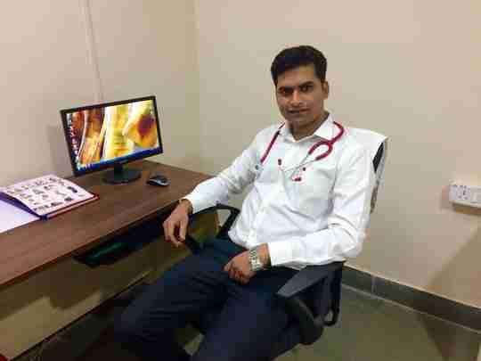 Rajnish Tripathi's profile on Curofy