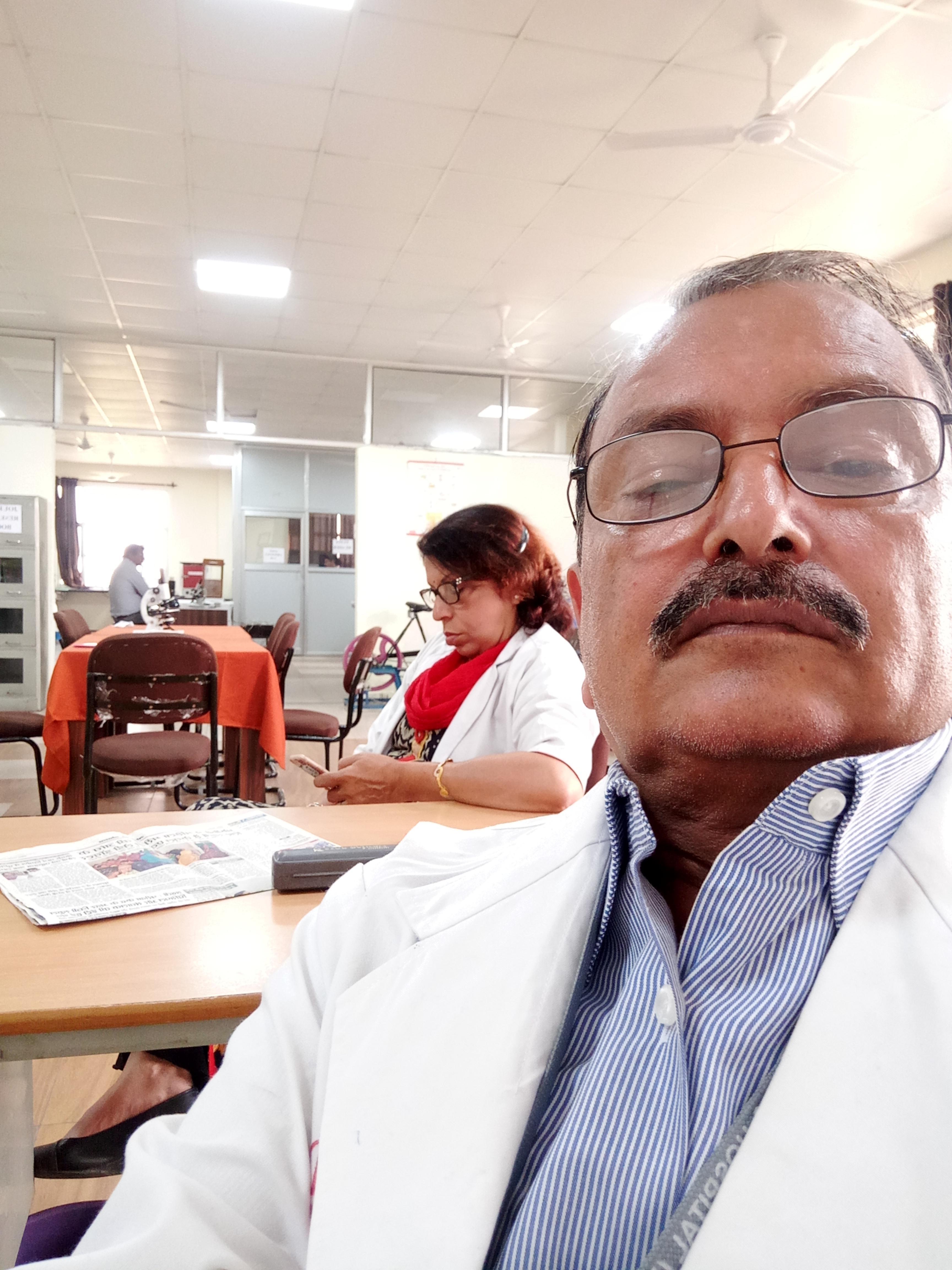 Dr. Kuldip Sodhi's profile on Curofy