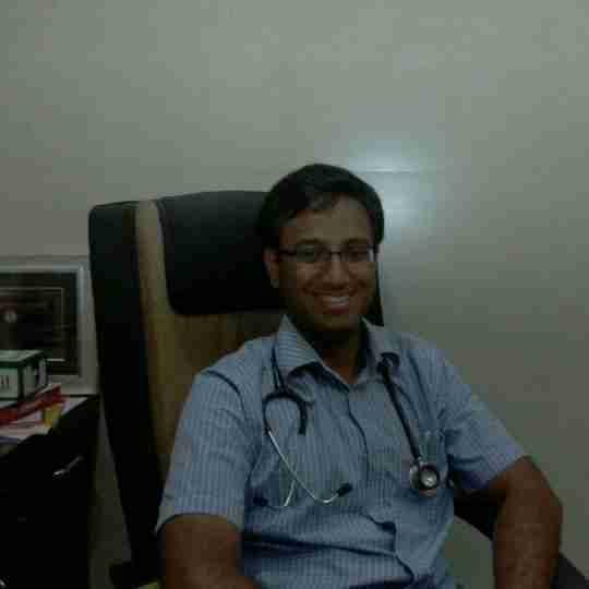 Dr. Anirrvan Dasgupta's profile on Curofy