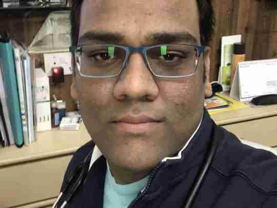 Dr. Kalpesh Choudhary's profile on Curofy