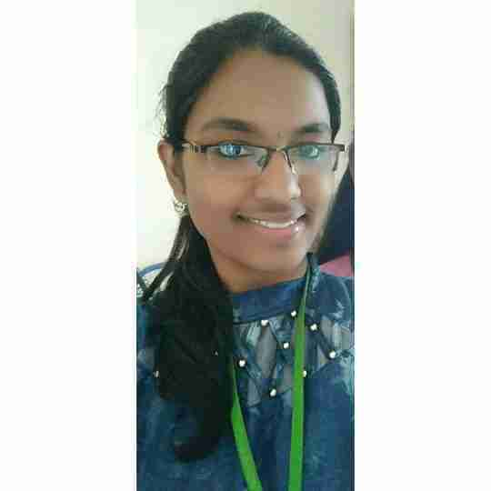 Keerthana Ravi's profile on Curofy