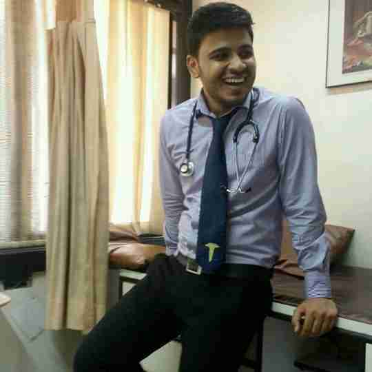 Dr. Uday Rai's profile on Curofy