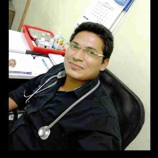 Dr. Kailas Rathod's profile on Curofy