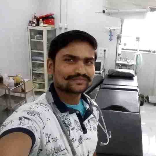 Dr. Kadam Shivraj's profile on Curofy