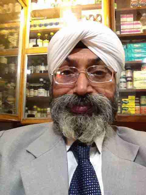 Dr. Kuldeep Singh Sohal's profile on Curofy