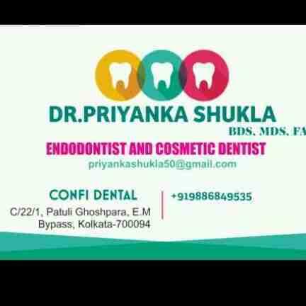 Dr. Priyanka Shukla's profile on Curofy