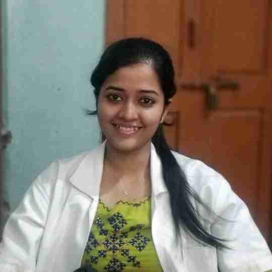 Ashwini Mohandas's profile on Curofy