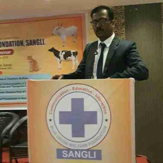 Dr. Bhagatsing Kadam's profile on Curofy