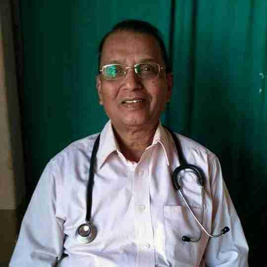 Dr. Omprakash Sahu's profile on Curofy