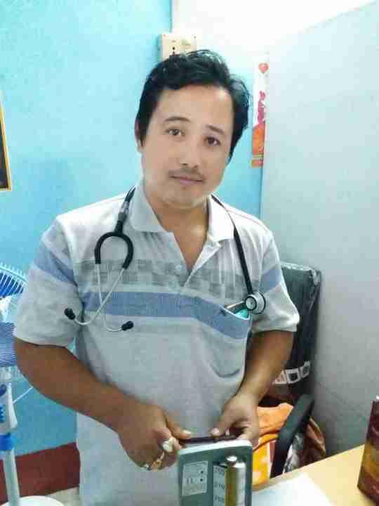 Dr. Ranjit Kumar Boro's profile on Curofy