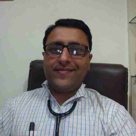 Dr. Piyush Parmar's profile on Curofy