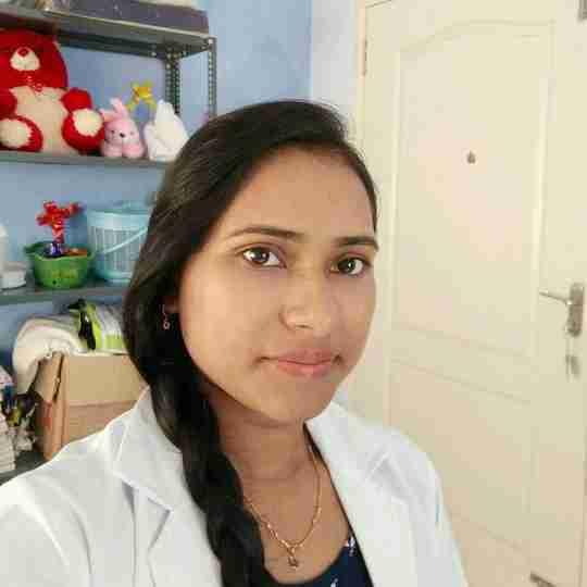 Dr. Vidya R's profile on Curofy