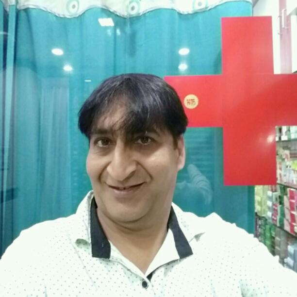 Dr. Prashant Dubey's profile on Curofy