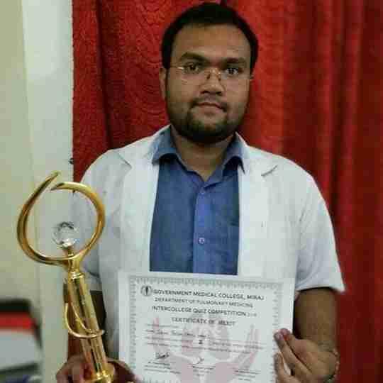 Dr. Sourav Poddar's profile on Curofy