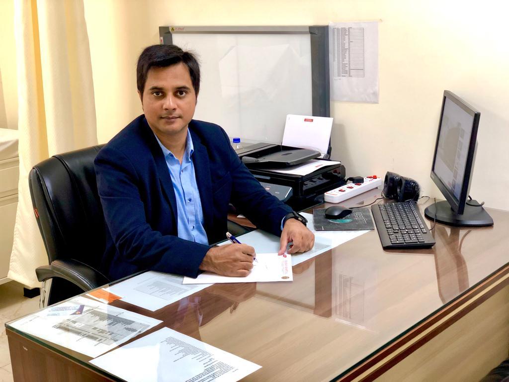 Dr. Mohd Iqbal